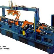 Baffle Stuffing Machine, Double Ended (DBAS)