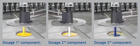 Dosage component