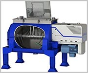 Horizontal Kneading Machines