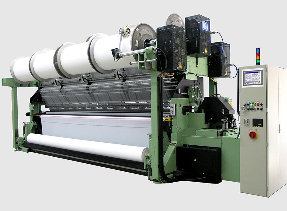 Raschel machines (Large)