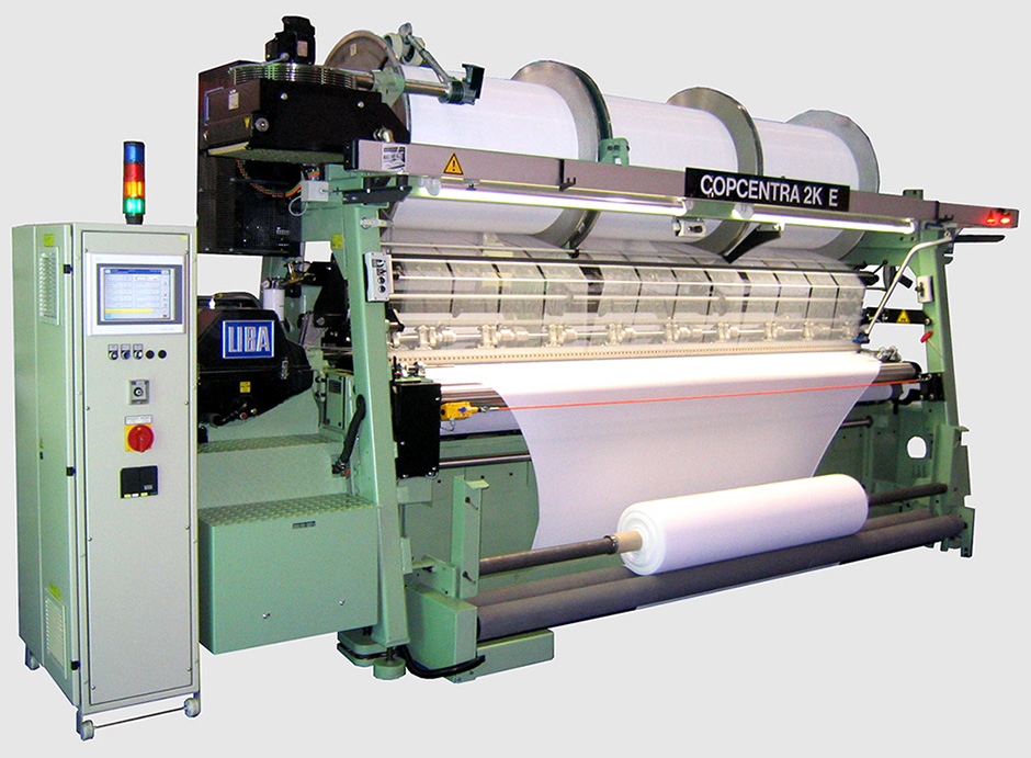 Tricot machines (Large)